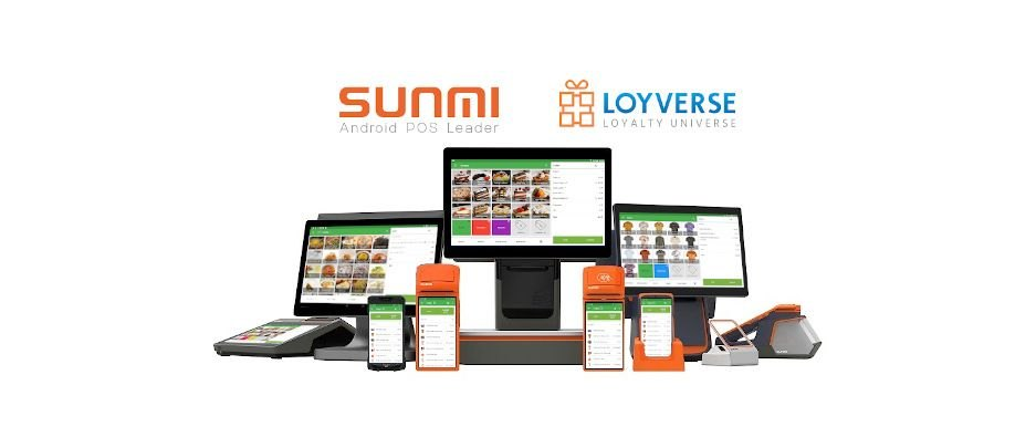 Added Support of Built-in Printers of Sunmi Devices
