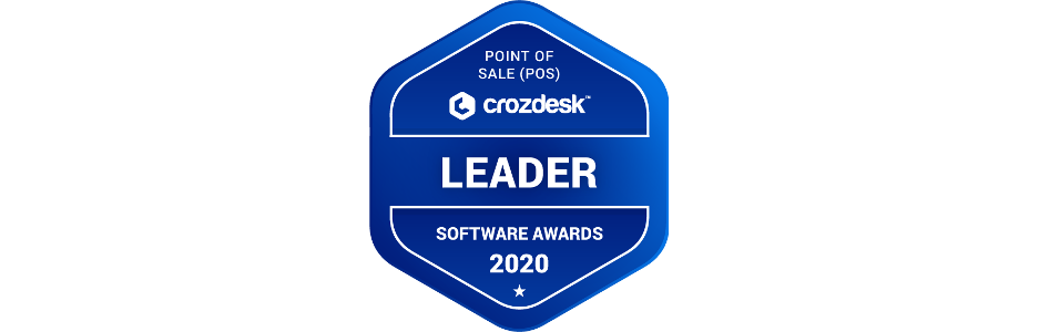 Loyverse POS was Awarded as one of the Top20 Point of Sale Solutions in 2020 by Crozdesk