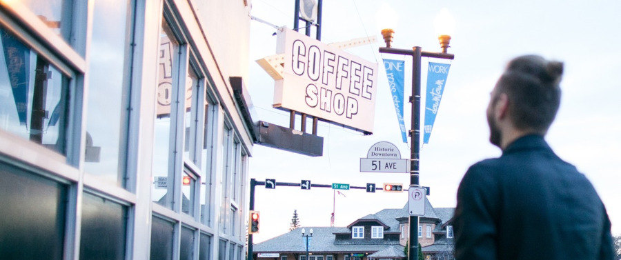 What Makes a Coffee-shop Successful?